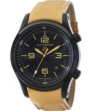 Elliot Brown 202-008-L04 Mens Canford Tan Leather Strap Watch