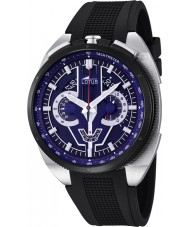 Lotus 10128-3 Mens Sporty Black Chronograph Watch