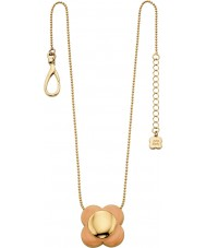 Orla Kiely N4023 Ladies Daisy Necklace