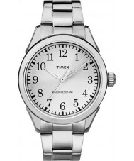 Timex TW2P99800 Ladies Briarwood Terrace Silver Steel Bracelet Watch