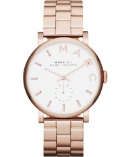 Marc Jacobs MBM3244 Ladies Baker Rose Gold Plated Watch