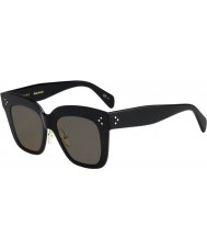 Celine Ladies CL 41444 06Z 2M Sunglasses