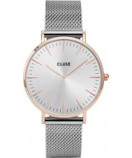Cluse CL18116 Ladies La Boheme Mesh Watch