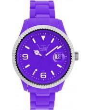 LTD Watch LTD-111001 All Purple Plastic Watch