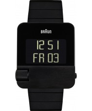 Braun BN0106BKBTG Mens Prestige Black Steel Bracelet Watch