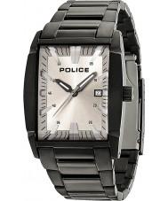 Police 13887MSB-61M Mens New Avenue Black Steel Bracelet Watch