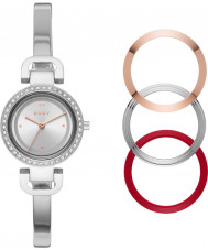 DKNY NY2861 Ladies City Link Watch and Bezels Gift Set