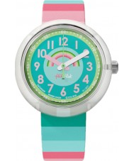 Flik Flak FPNP014 Stripy Dreams Watch