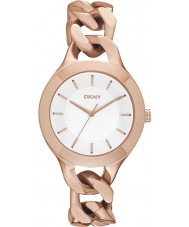 DKNY NY2218 Ladies Chambers Rose Gold Watch