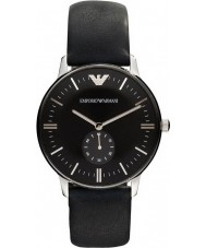 Emporio Armani AR0382 Mens Classic Black Watch