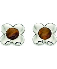 Orla Kiely E5225 Ladies Sterling Silver Earrings
