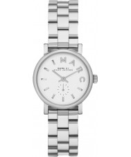 Marc Jacobs MBM3246 Ladies Baker Silver Watch