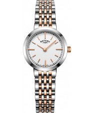 Rotary LB05061-02 Ladies Timepieces Canterbury Two Tone Steel Bracelet Watch