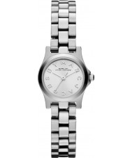 Marc Jacobs MBM3198 Ladies Henry Silver Tone Steel Watch