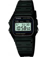 Casio W-59-1VQES Collection Alarm Chronograph Watch