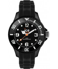 Ice-Watch SI.BK.M.S.13 Sili Forever Mini Black Silicone Strap Watch