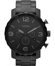 Fossil JR1401 Mens Nate Chronograph Watch