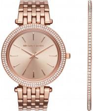 Michael Kors MK3715 Ladies Darci Watch Gift Set