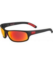 Bolle 12447 Anaconda Black Sunglasses