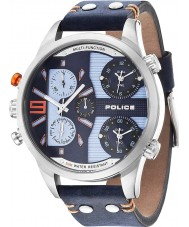 Police 14374JS-03 Mens Copperhead Blue Chronograph Watch