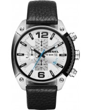 Diesel DZ4413 Mens Overflow Black Chronograph Watch