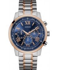 Guess W0379G7 Mens Horizon Two Tone Steel Chronograph Watch