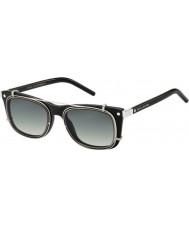 Marc Jacobs MARC 17-S Z07 UR Black Palladium Sunglasses