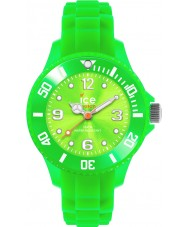 Ice-Watch SI.GN.M.S.13 Sili Forever Mini Green Silicone Strap Watch