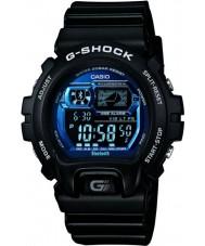 Casio GB-6900B-1BER Mens G-Shock Bluetooth Blue Black Watch