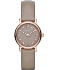 Marc Jacobs MBM1318 Ladies Baker Rose Gold Beige Watch