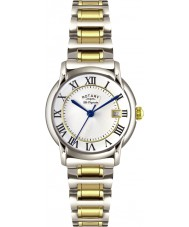 Rotary LB90141-06 Ladies Les Originales Carviano Two Tone Steel Watch
