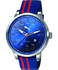 Puma PU103641007 Cool Blue Nylon Strap Watch