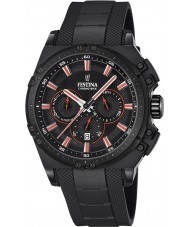 Festina F16971-4 Mens Chrono Bike Black Rubber Chronograph Watch