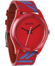 Nixon Ladies Mod Acetate Red Watch