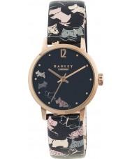 Radley RY2272 Ladies Midnight Leather Strap Watch