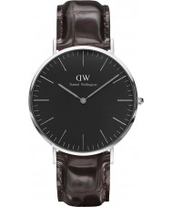 Daniel Wellington DW00100134 Classic Black York 40mm Watch