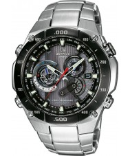 Casio EQW-M1100DB-1AER Mens Edifice Wave Ceptor Steel Solar Powered Watch