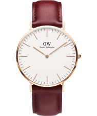 Daniel Wellington DW00100120 Mens Classic Suffolk 40mm Watch