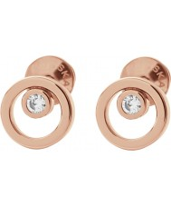 Skagen SKJ0853791 Ladies Elin Rose Gold Plated Earrings