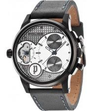 Police 14376JSB-04 Mens Diamondback Silver Grey Watch