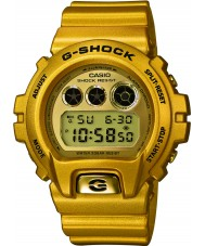 Casio DW-6900GD-9ER Mens G-Shock Multi Alarm Gold Resin Strap Watch