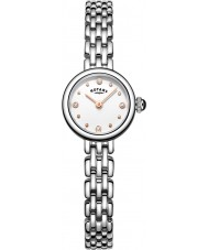 Rotary LB05052-02 Ladies Timepieces Cocktail Silver Steel Bracelet Watch