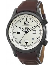 Elliot Brown 202-009-L05 Mens Canford Brown Leather Strap Watch