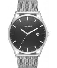 Skagen SKW6284 Mens Holst Silver Steel Mesh Bracelet Watch