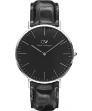 Daniel Wellington DW00100135 Classic Black Reading 40mm Watch