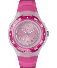 Timex T5K367 Pink Marathon Sport Watch