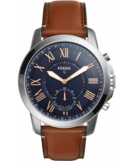Fossil Q FTW1122 Mens Grant Smartwatch