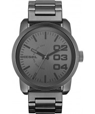 Diesel DZ1558 Mens Double Down Gunmetal Watch