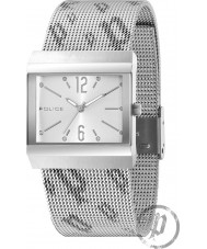 Police 10813BS-04M Virtue All Silver Watch