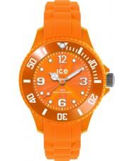 Ice-Watch SI.OE.M.S.13 Sili Forever Mini Orange Silicone Strap Watch